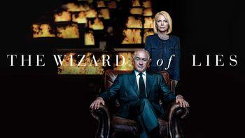 תוצאת תמונה עבור the wizard of lies poster