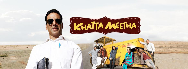 hindi movie khatta meetha full movie instmank